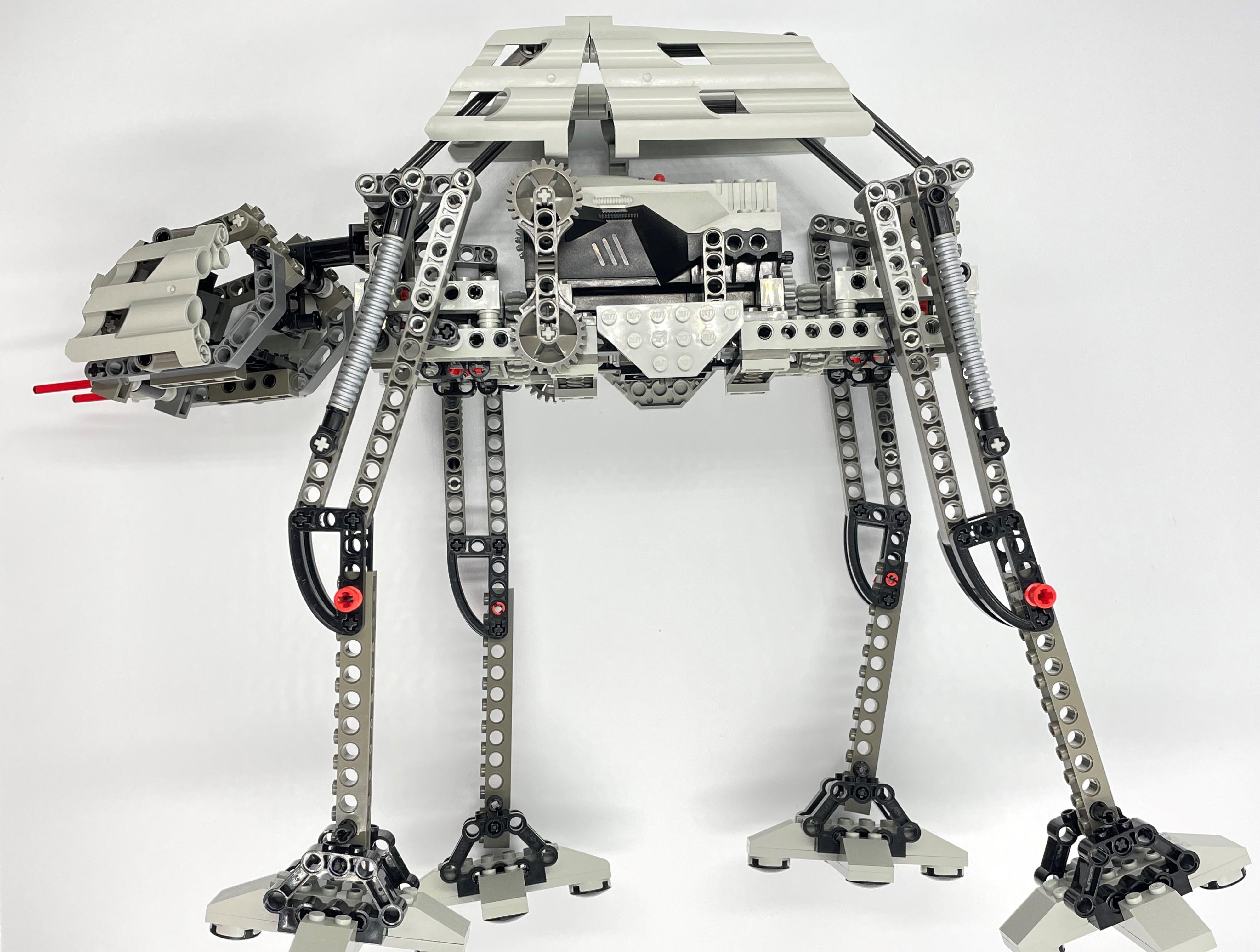The AT-AT MS5 Robot | Arturo Moncada-Torres — Biomedical